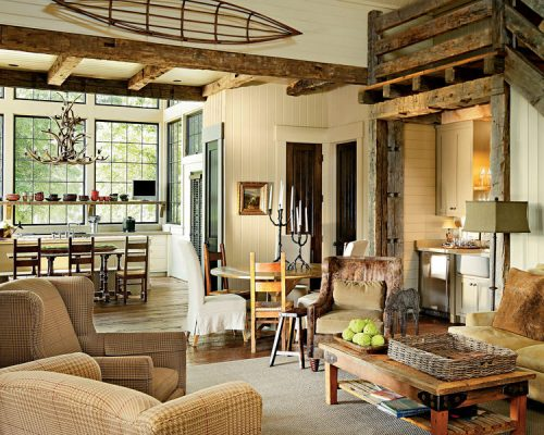 Southern Living Ranch