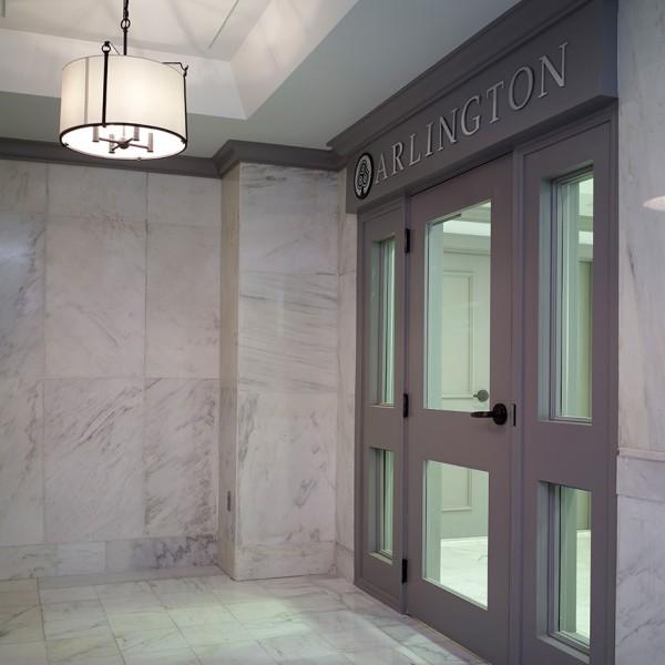 Arlington Entry