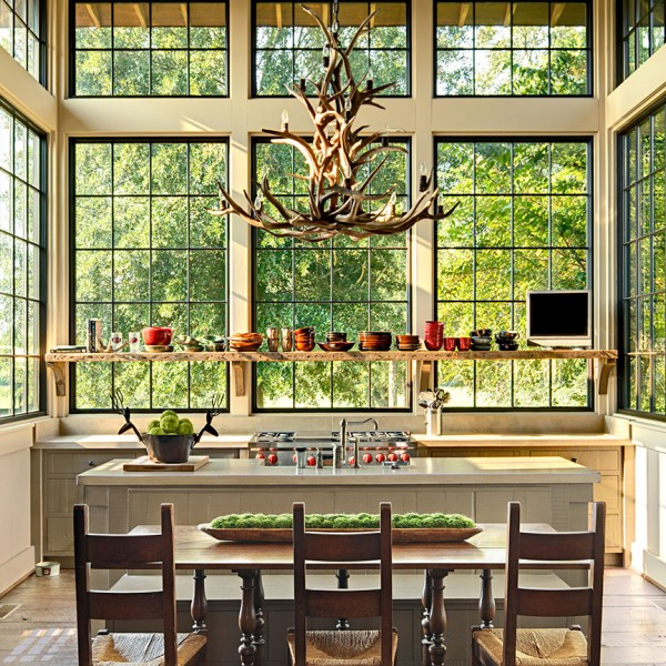 Marsh Residence Kitchen Table